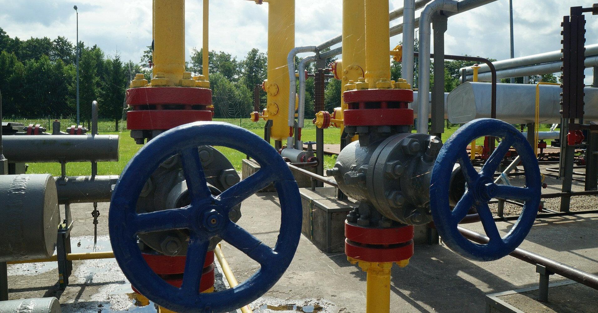 Средняя цена импорта газа увеличилась