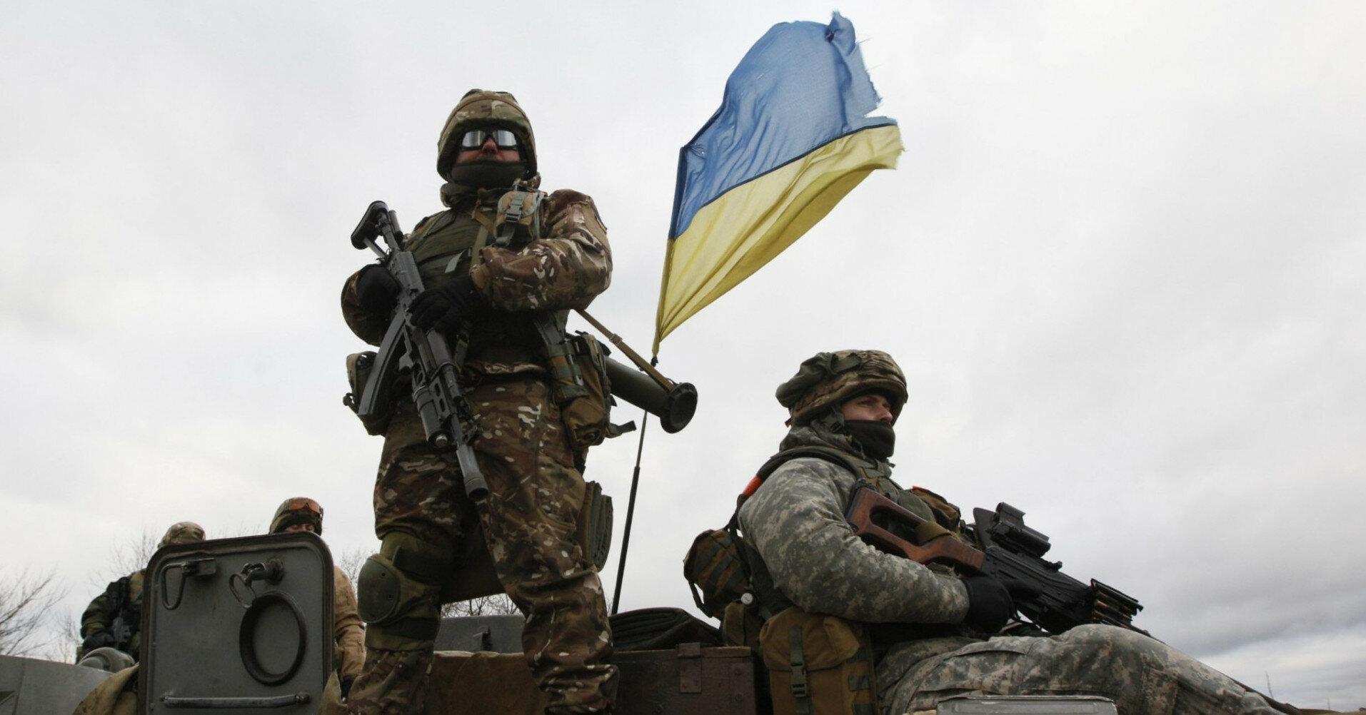 На админгранице с Крымом прошли учения ВСУ