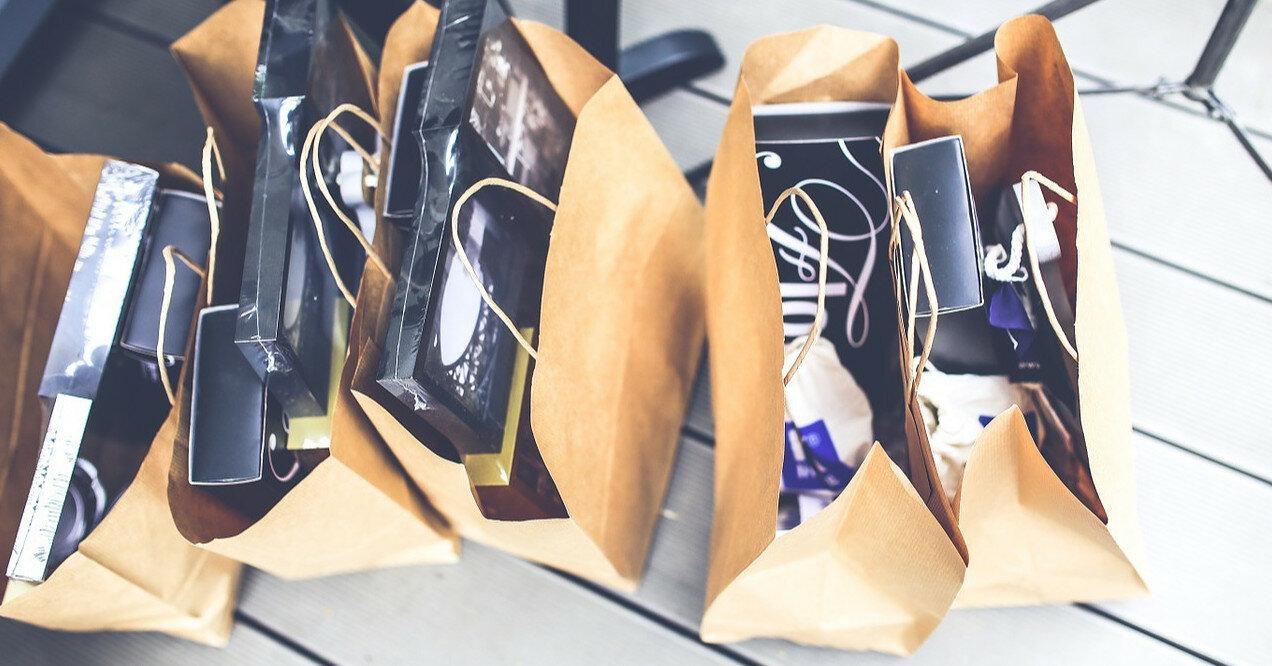 Яркий поход в магазин: оригинальные и модные экосумки