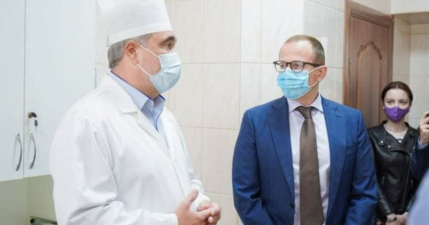 В Житомирі провели першу трансплантацію нирки