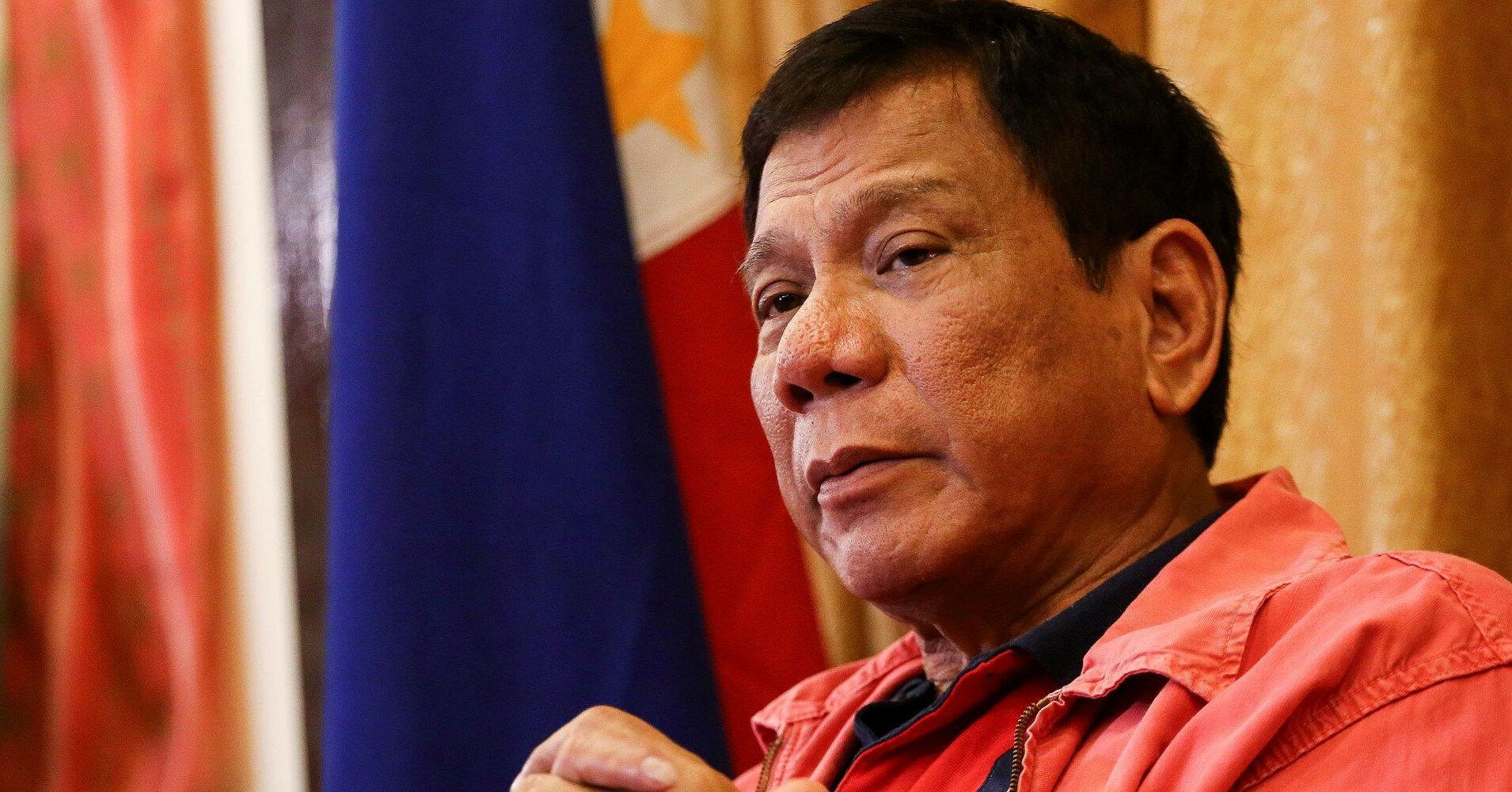 Президент Филиппин пригрозил тюрьмой за отказ от вакцинации