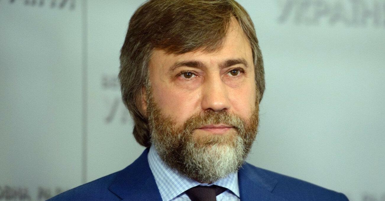 """Расследование """"Схем"""": олигарх Новинский непублично посещал ОП"""