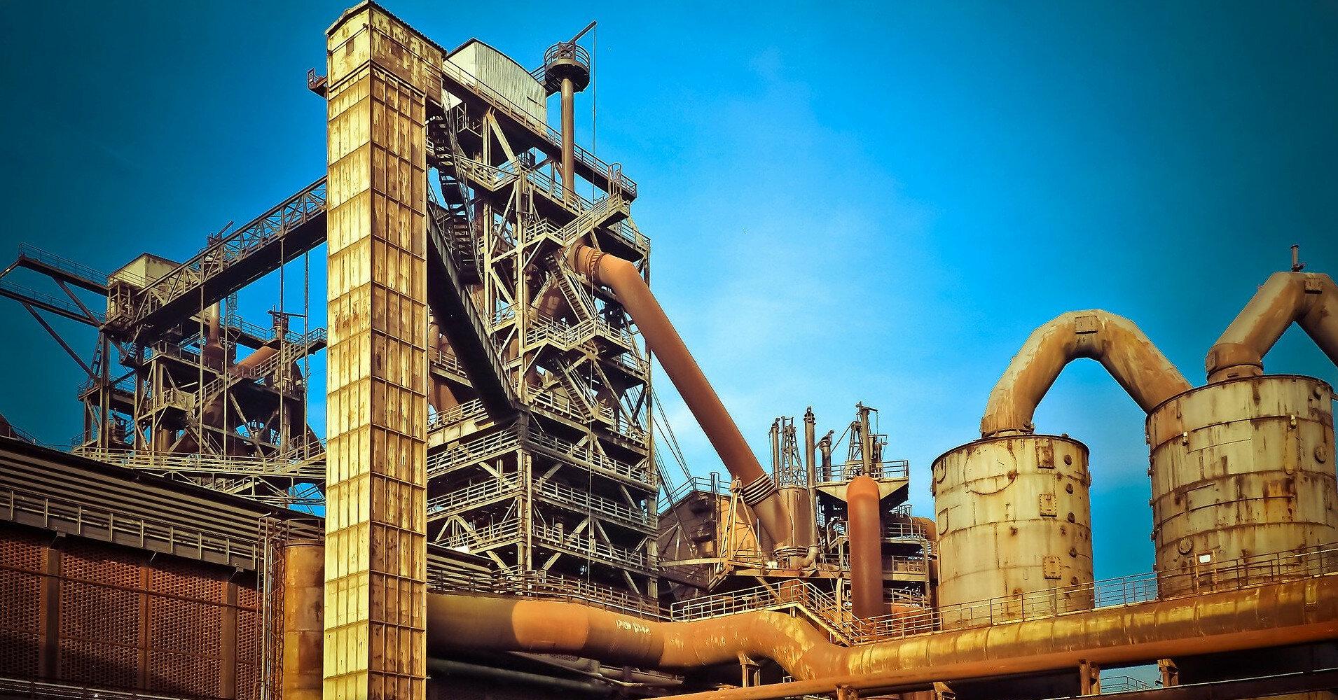 США сохранили антидемпинговые пошлины на сталь из Украины