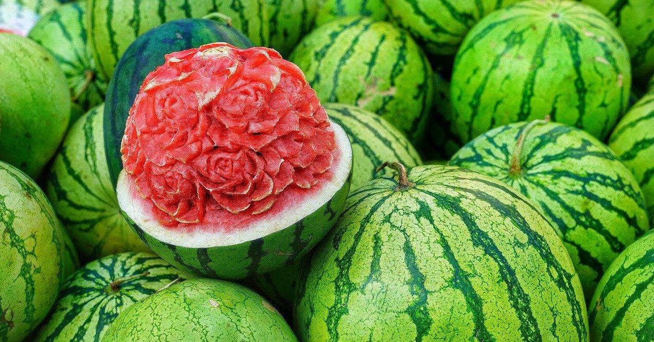 7 оригинальных способов нарезки арбуза, которые удивят ваших гостей