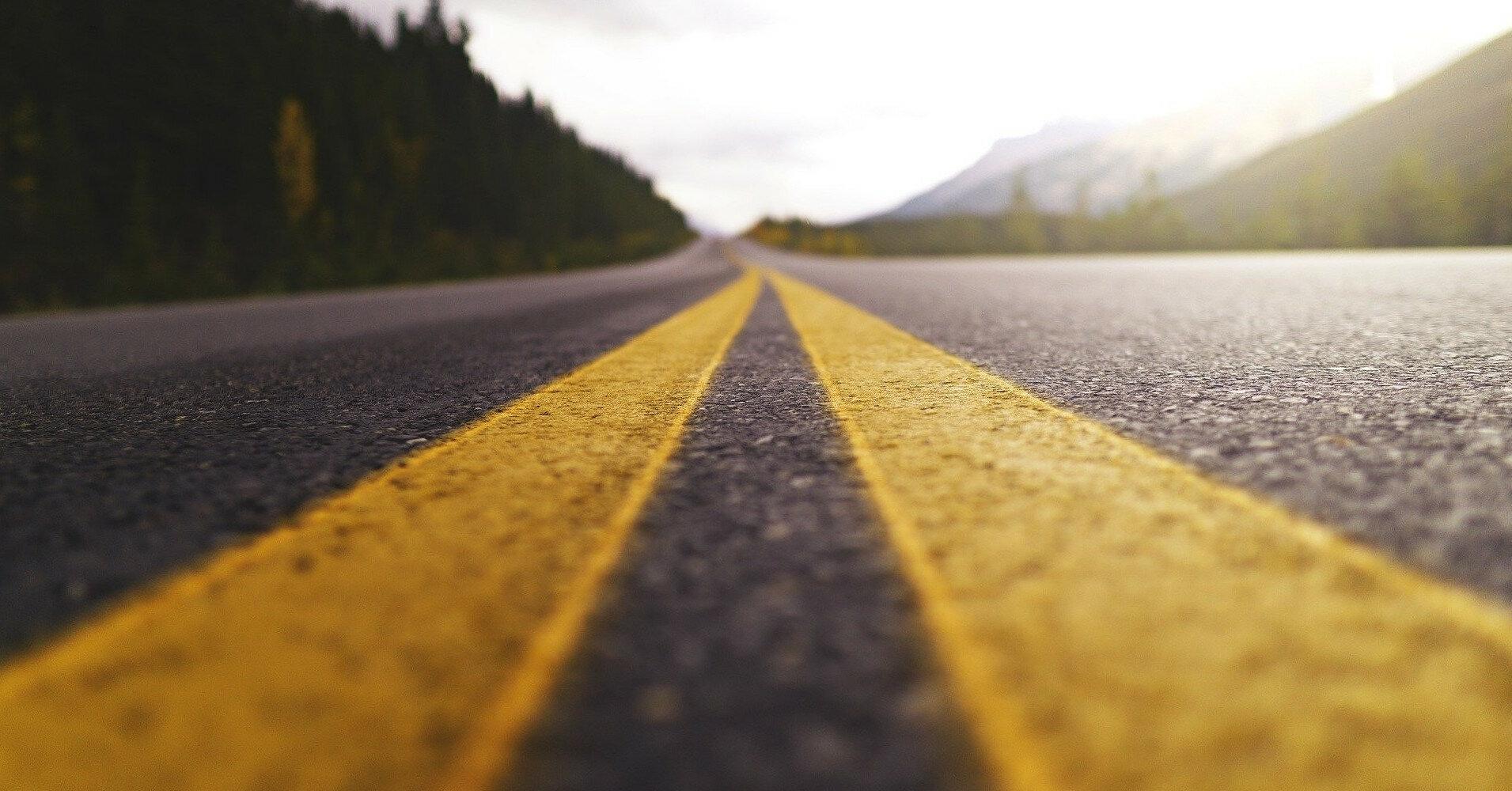 На украинские дороги потратят 240 млрд гривен