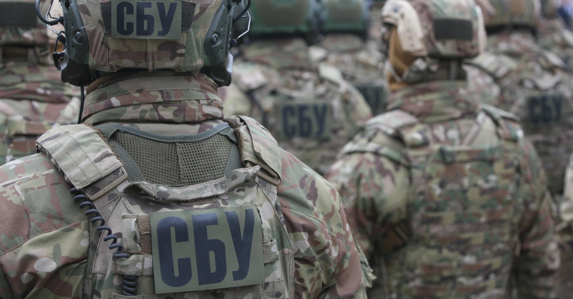 В Луганской области задержали агента ФСБ, который планировал теракт