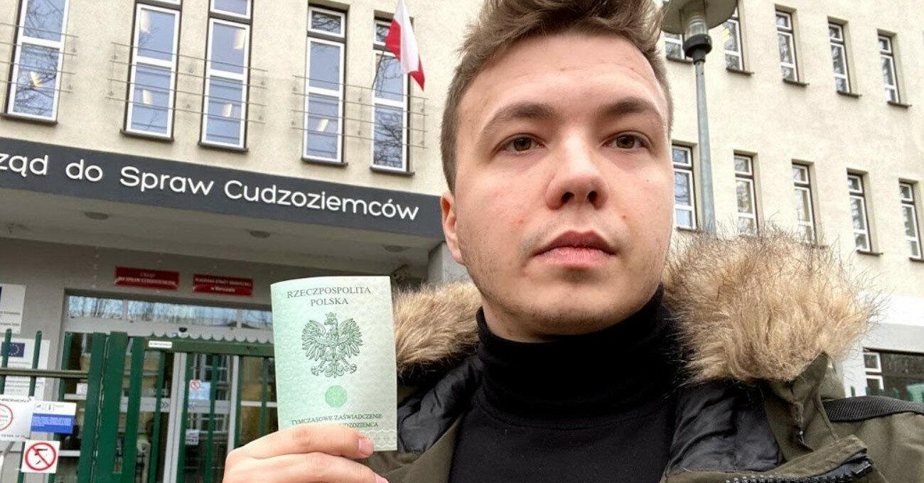 """Отец Протасевича отреагировал на последнее """"интервью"""" сына"""
