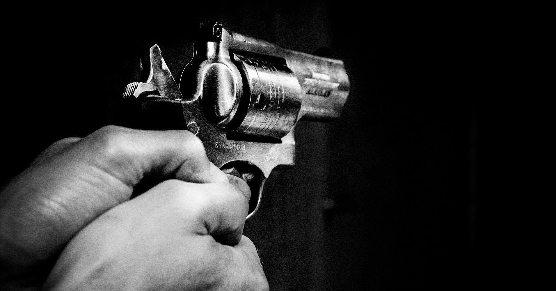 В Харькове неизвестный открыл стрельбу: есть раненый