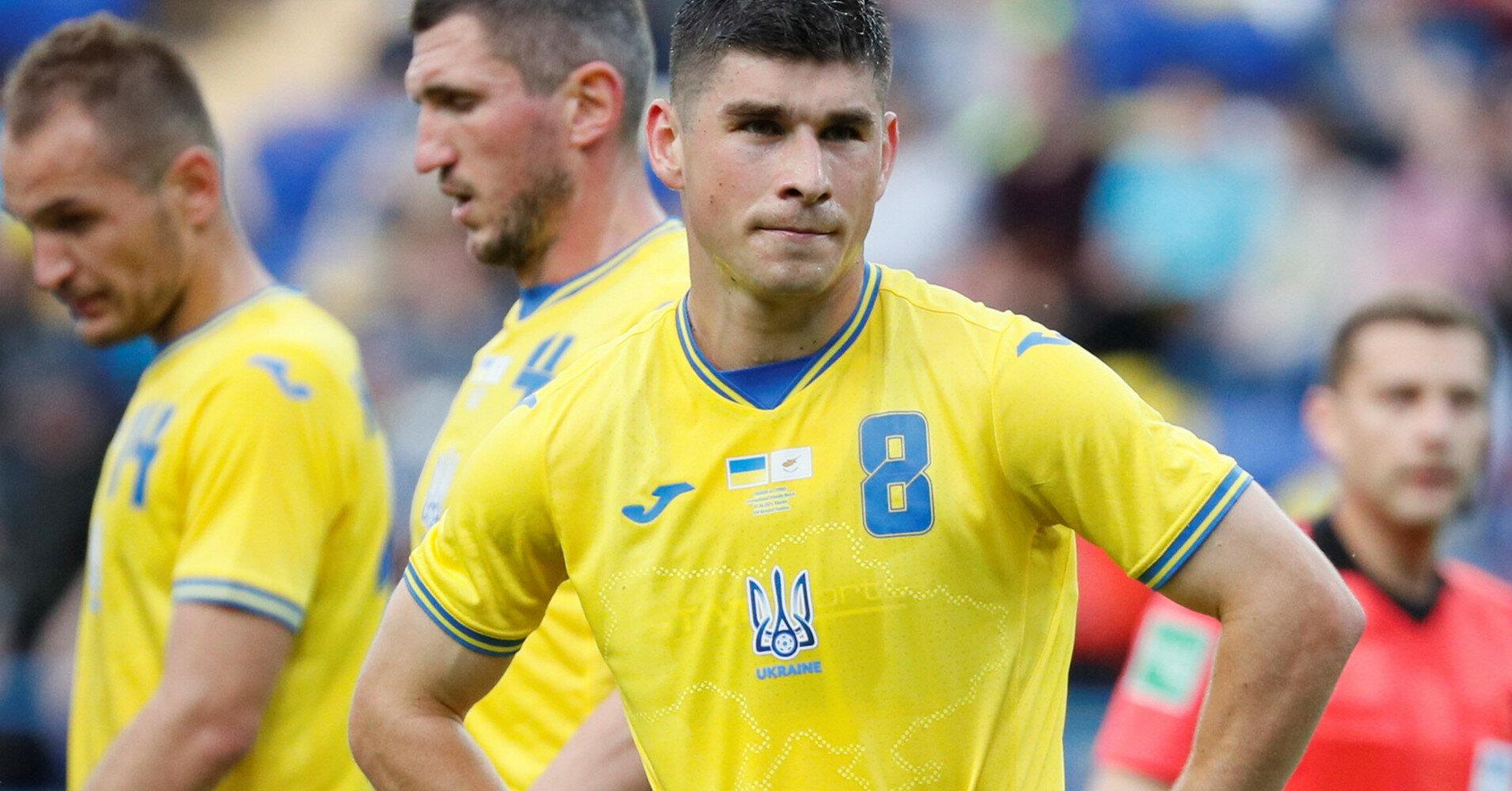 Австрийцы возмутились выходом Украины в плей-офф Евро-2020