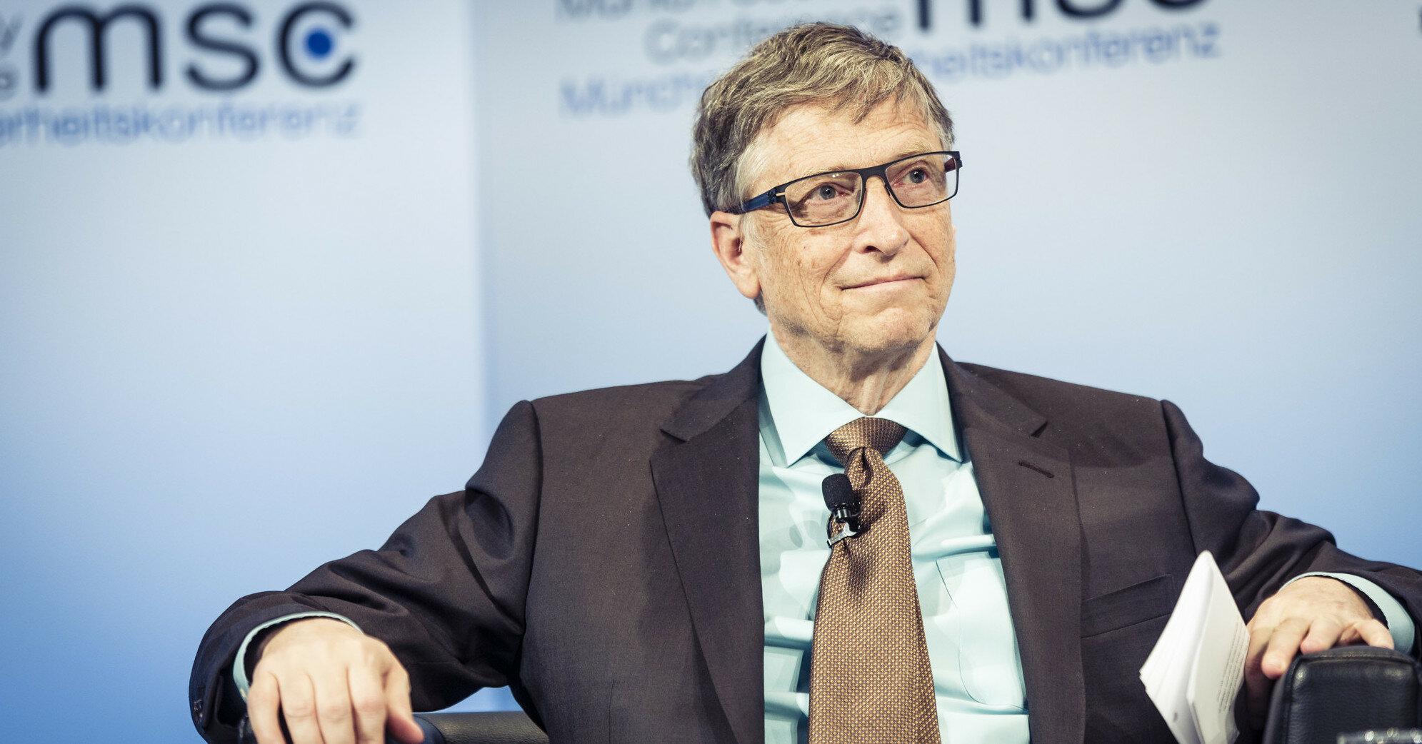 Секс-скандал с Гейтсом поставил под угрозу Microsoft