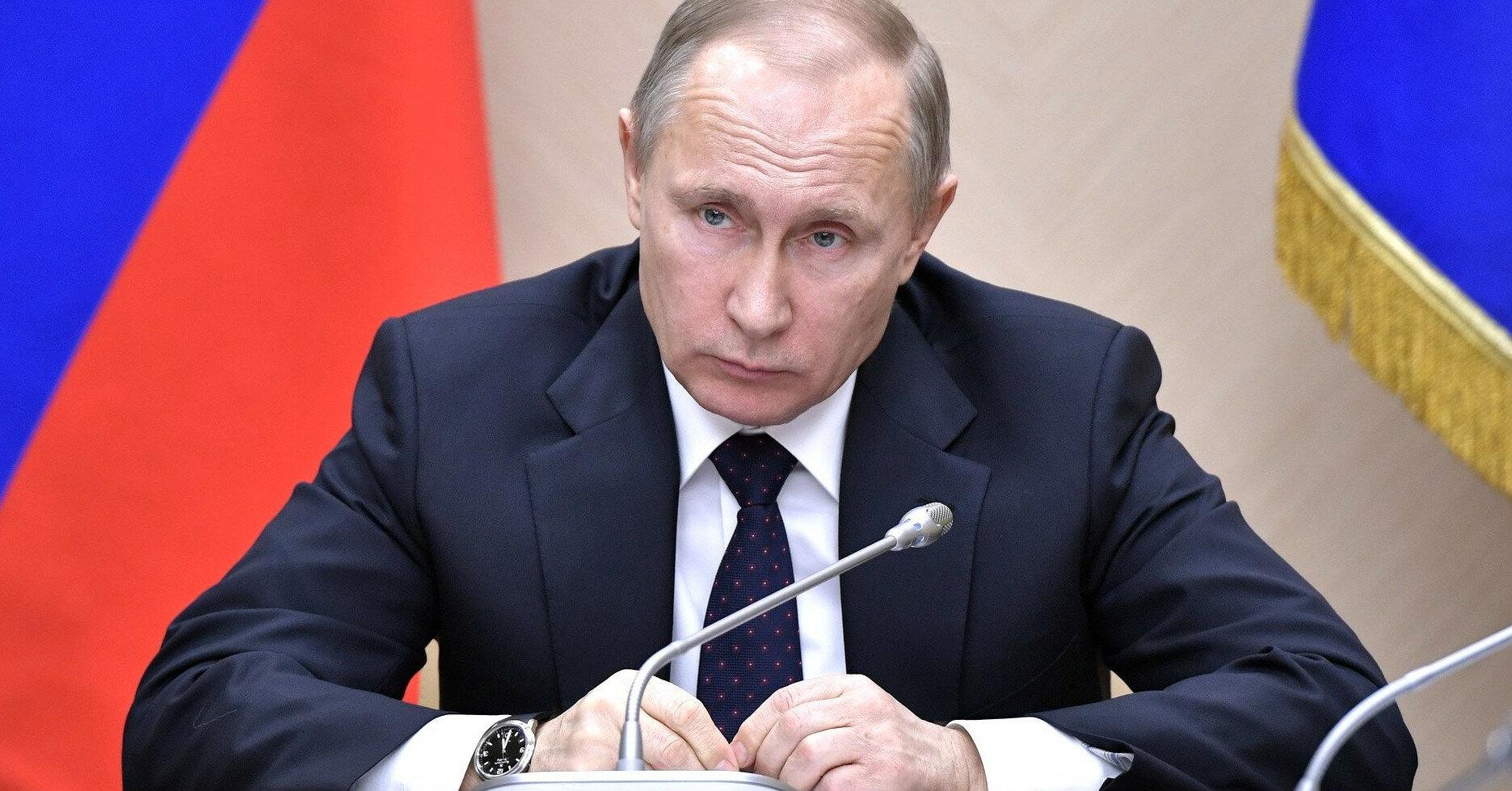 Никаких гарантий невступления Украины в НАТО нет - Путин