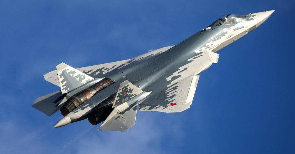 Су-57 назвали худшим в мире истребителем пятого поколения
