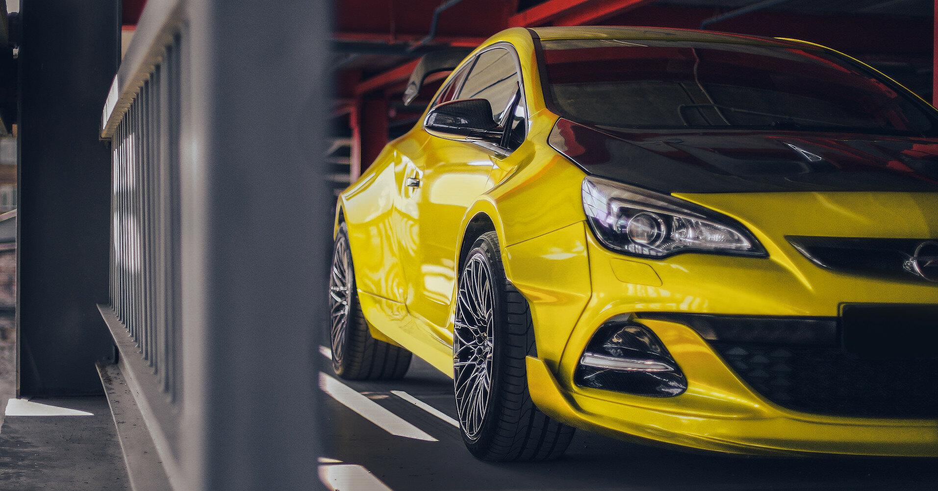 Opel раскрыл первые детали о новой генерации модели Astra