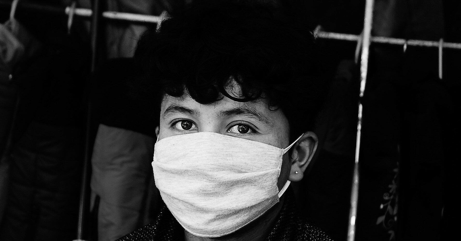В Китае зафиксировали вспышку нового штамма COVID-19