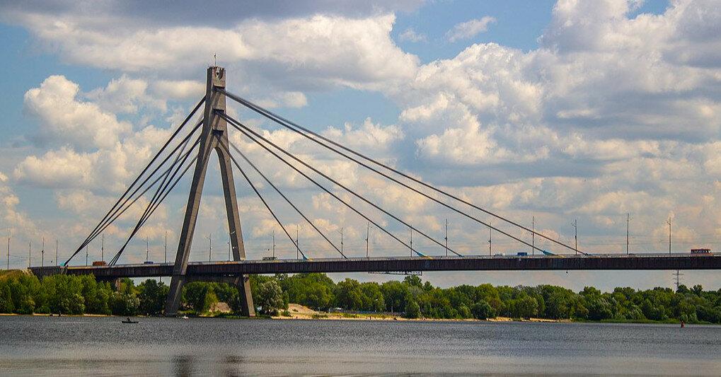 Какие мосты ремонтируют в Киеве