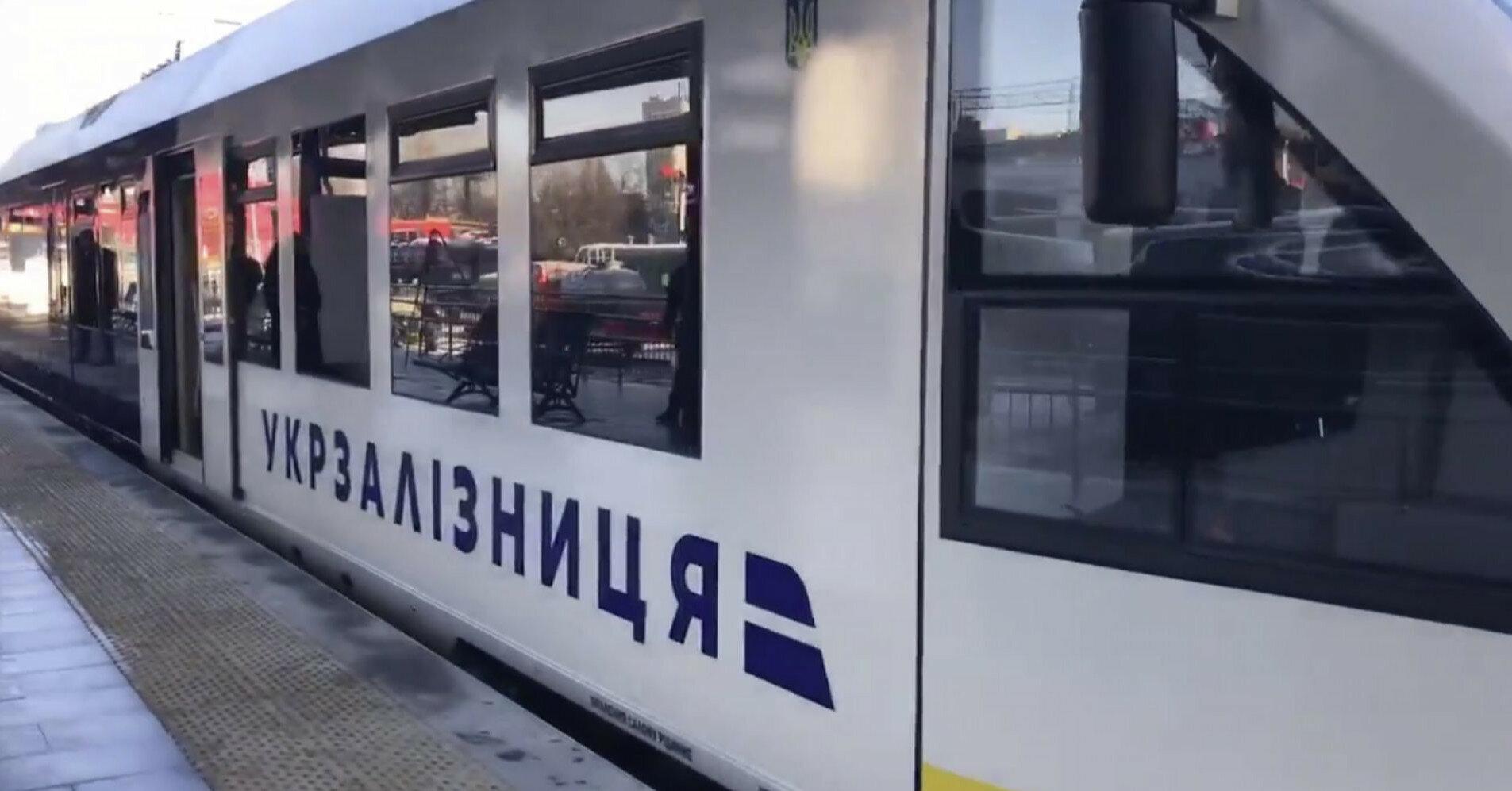 Укрзализныця отчиталась об убытках за квартал