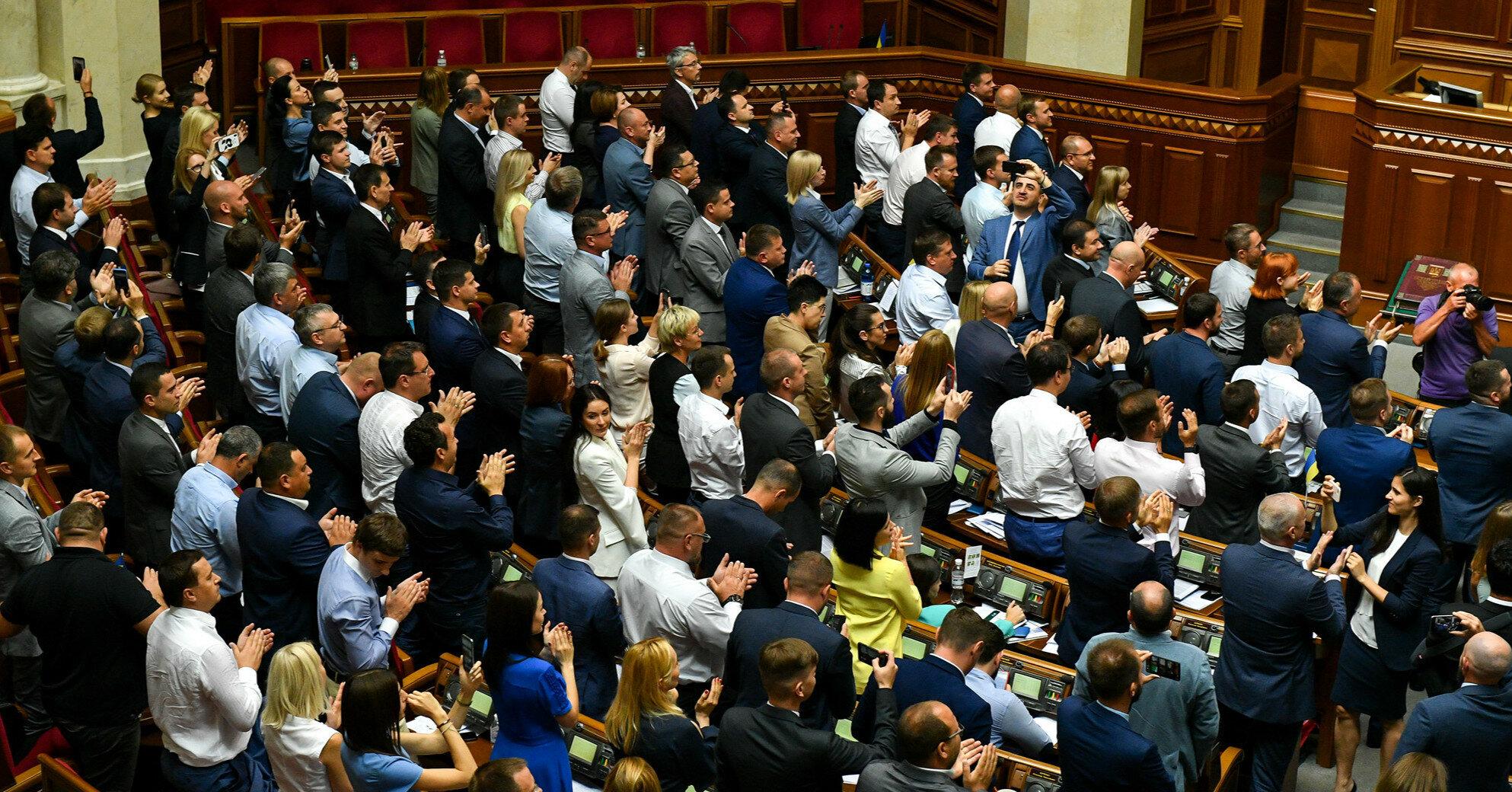 ВР приняла закон о противодействии антисемитизму