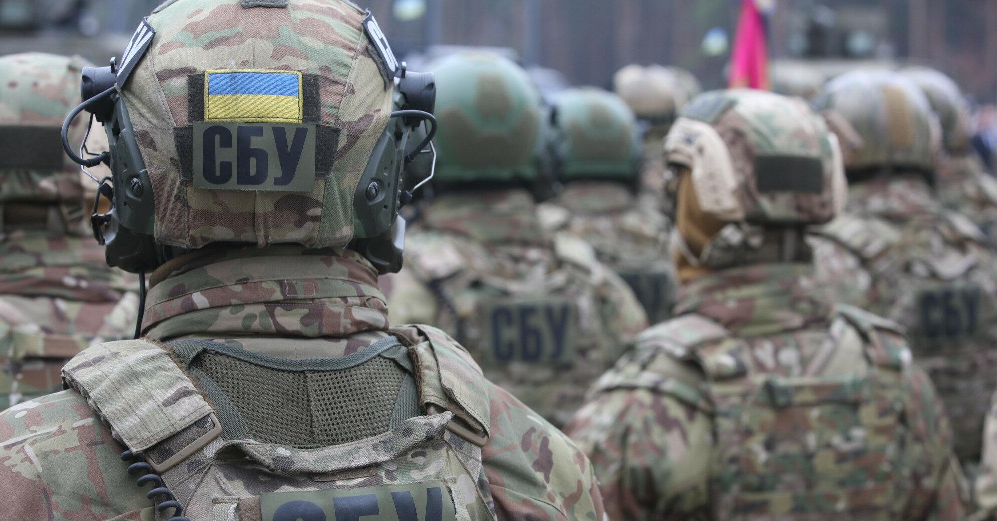 Никакой махновщины: СБУ пресекла деятельность фейковых властей в Гуляйполе