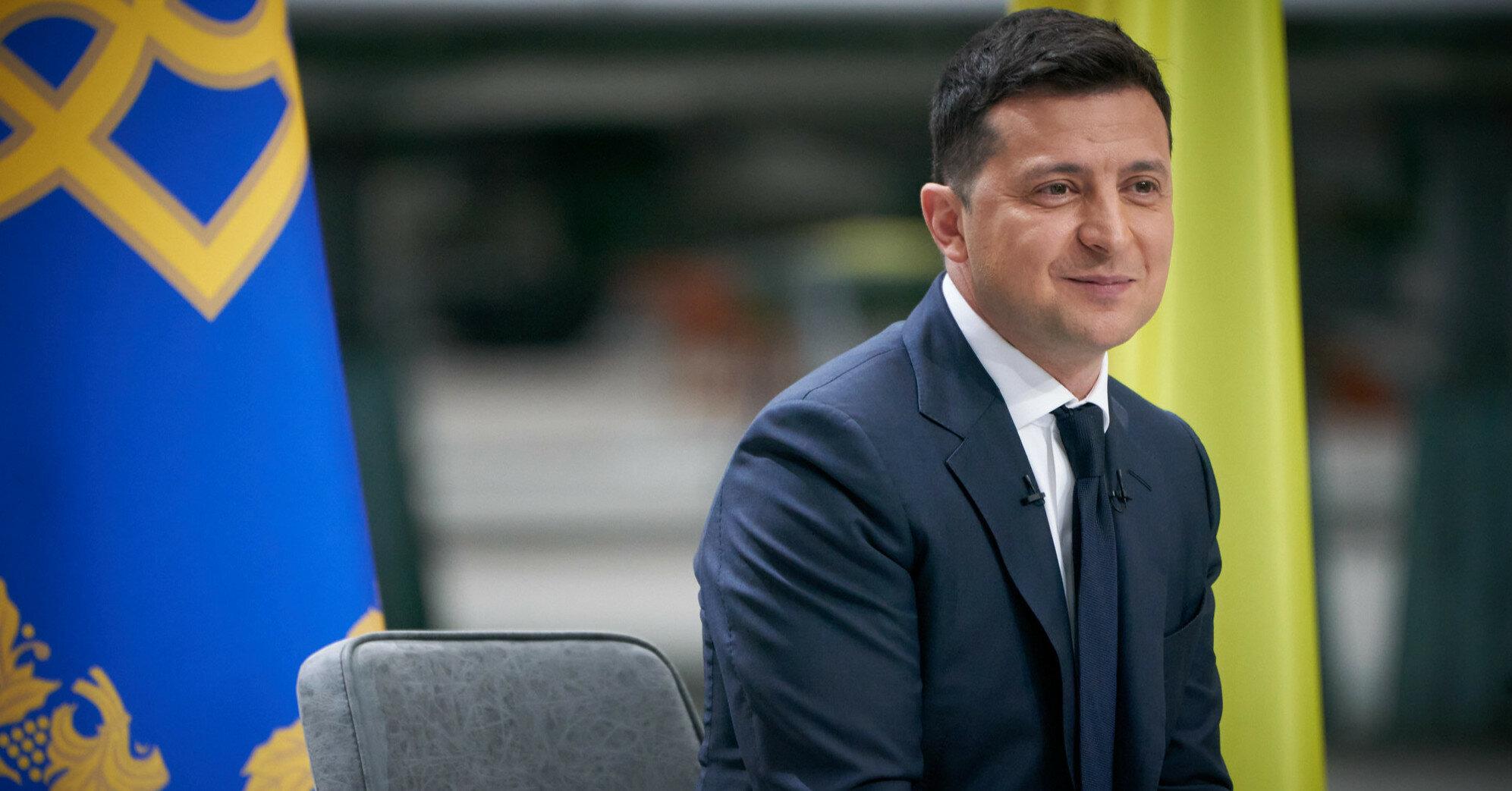 Зеленский прокомментировал возможность встречи с Байденом в Женеве