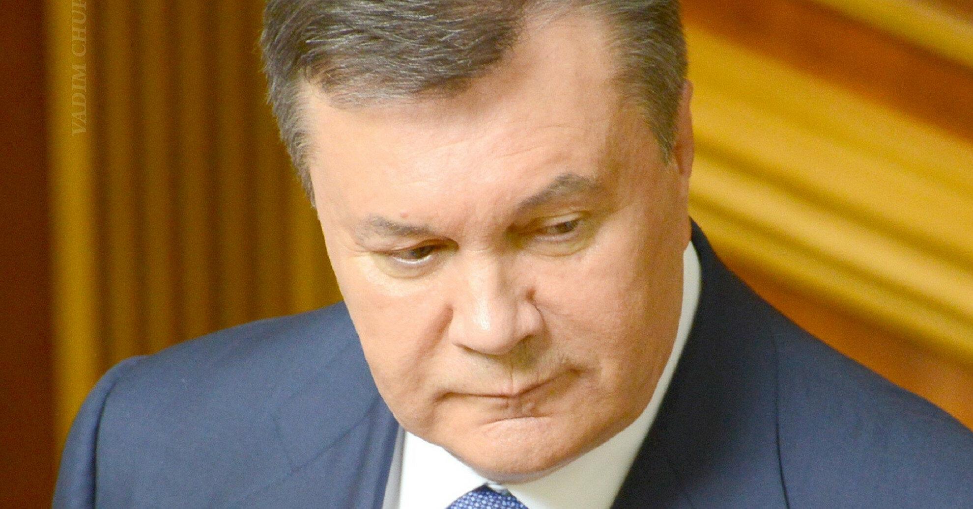 Суд ЕС впервые снял санкции с Виктора Януковича