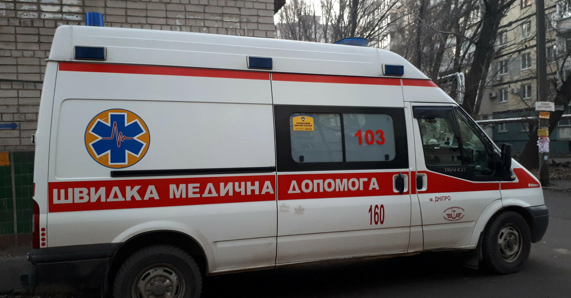 В Черкассах произошло ДТП: есть жертвы