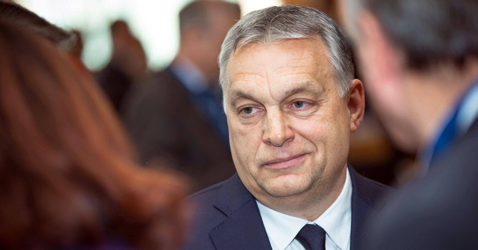 Премьер-министр Венгрии Орбан готов встретиться с Зеленским