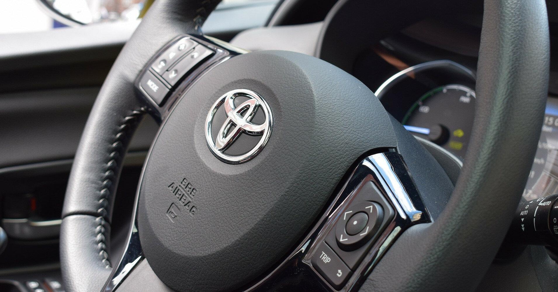 Toyota не пойдет по пути мировых тенденций