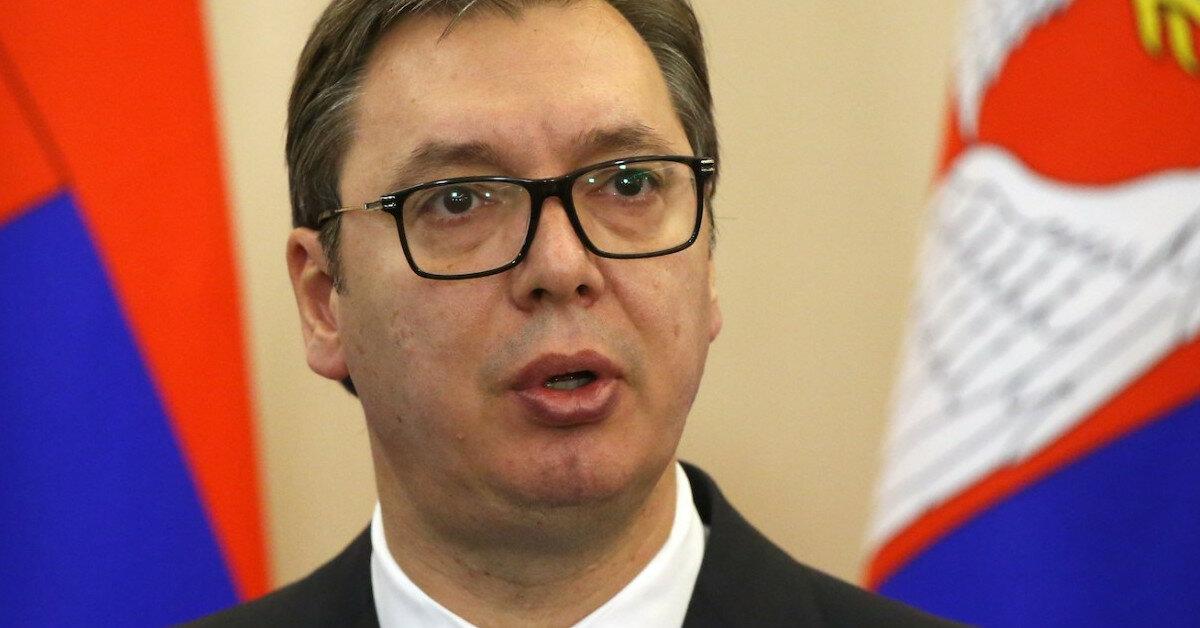 Сербия отказалась вводить санкции против РФ