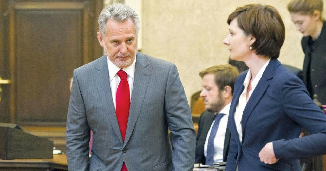 Австрийский суд отрицает подкуп от Фирташа