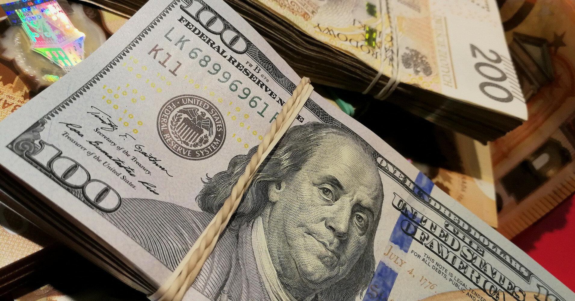Межбанк: доллар опять падает