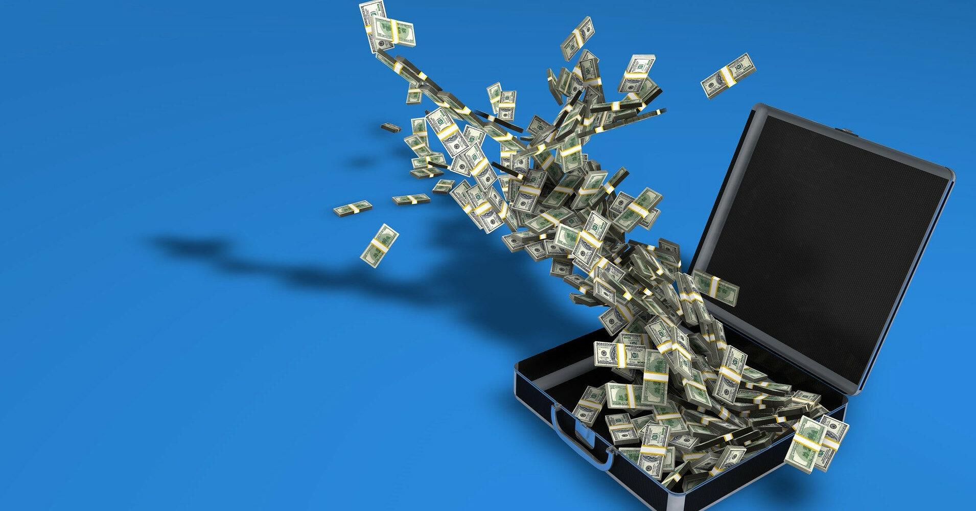 Дефицит общего фонда госбюджета Украины – 31,3 млрд