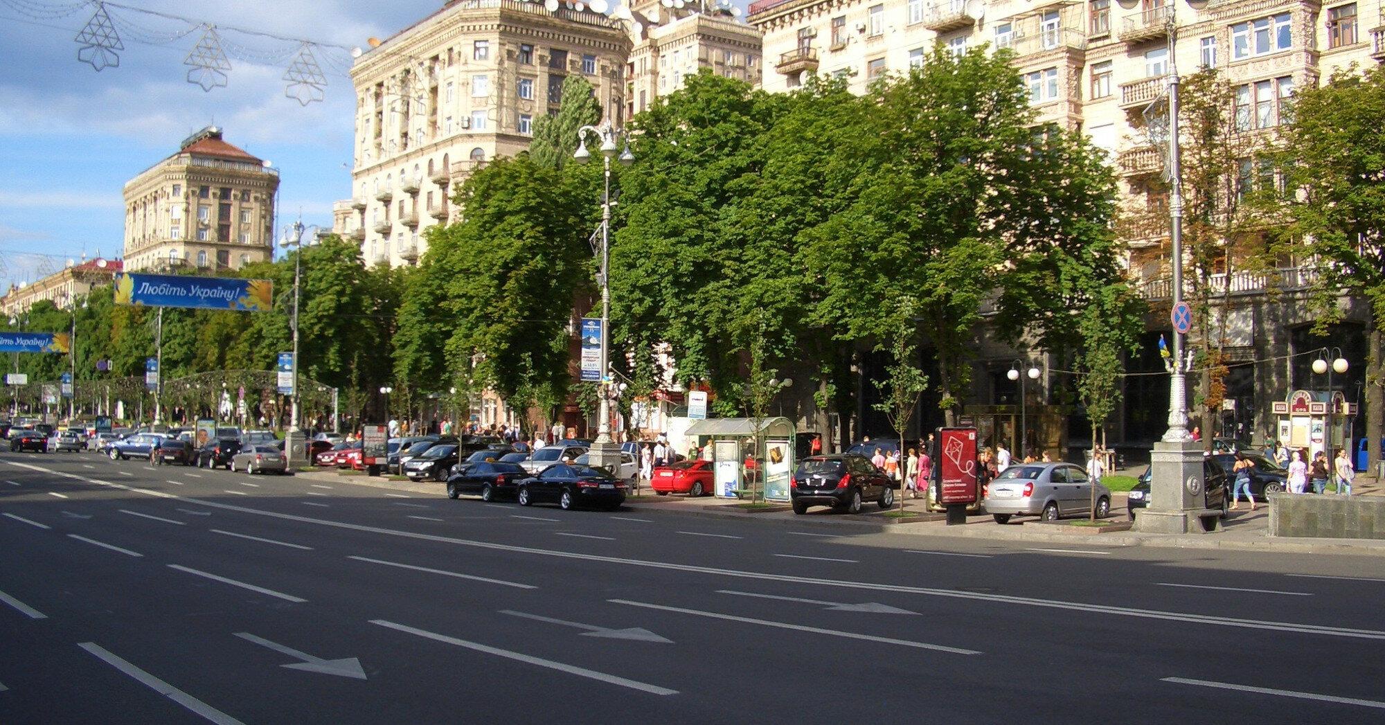 В Киеве начинается масштабный ремонт дорог