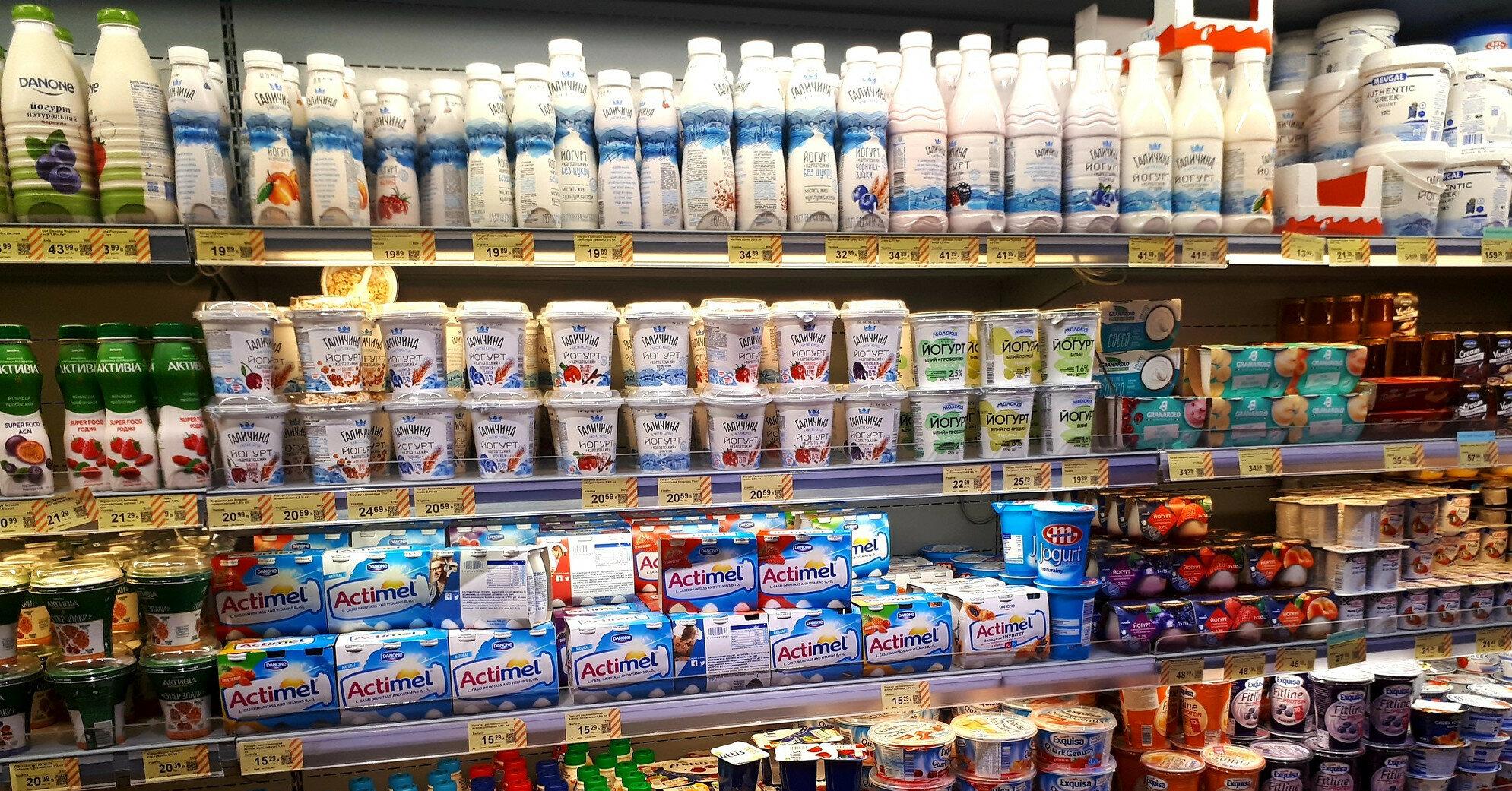 В молочной продукции нашли соду, моющие средства и антибиотики