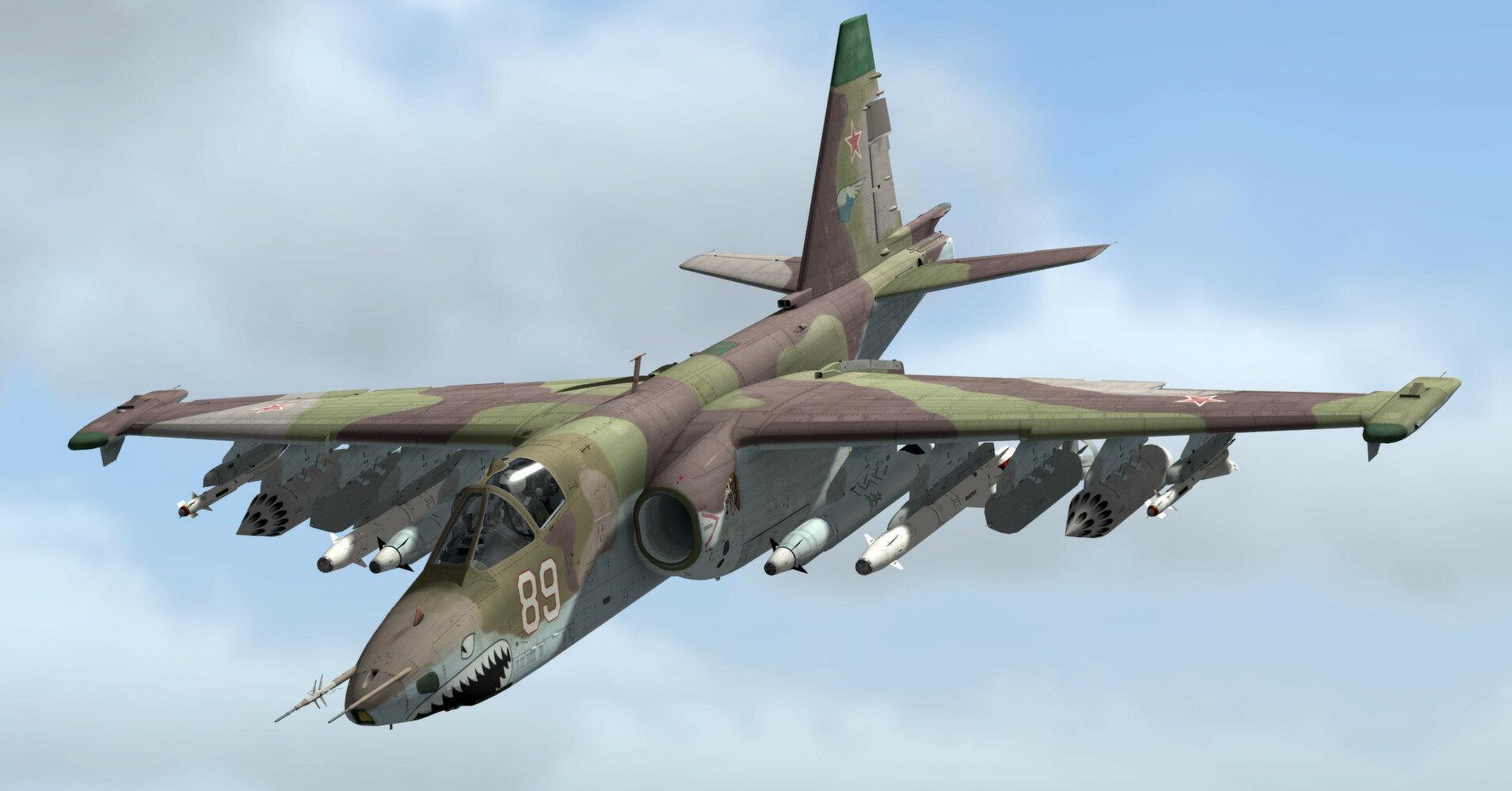 Япония подняла истребители на перехват российского Су-25