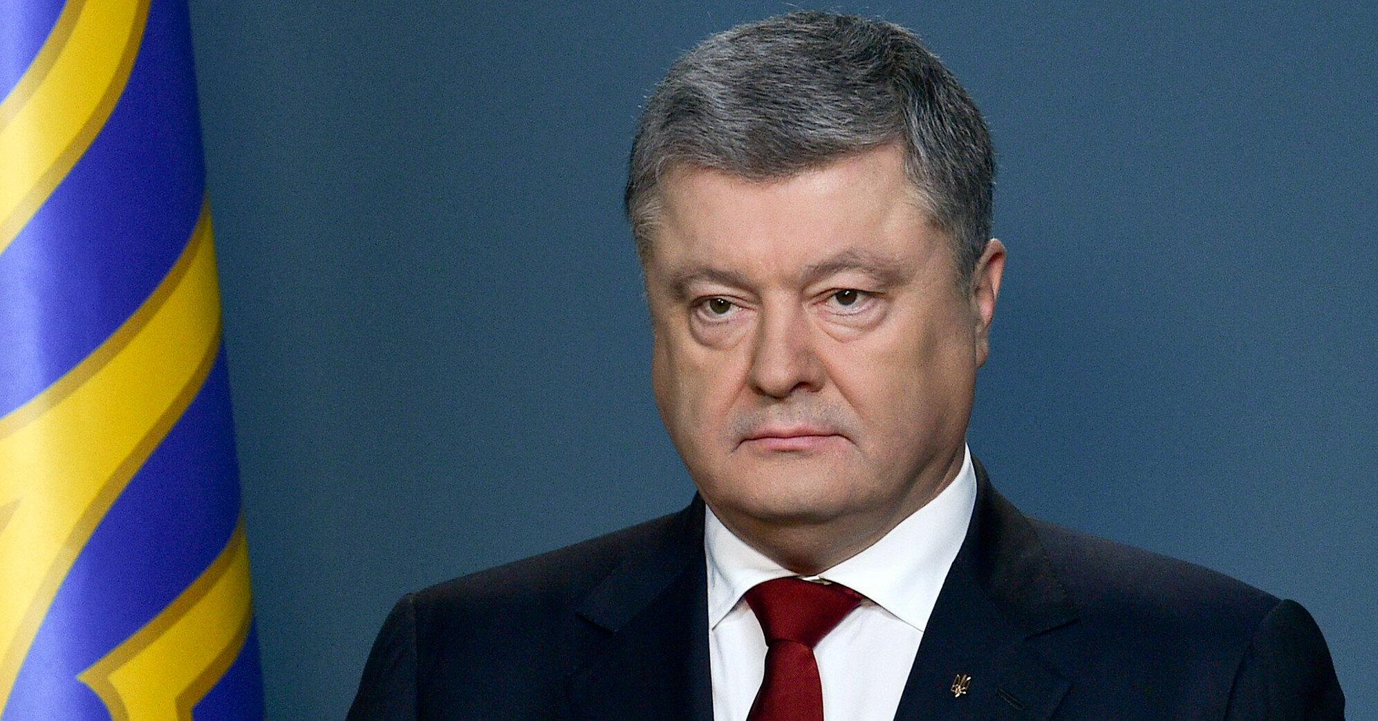 Порошенко сообщил, что лично способствовал встрече Зеленского с Байденом