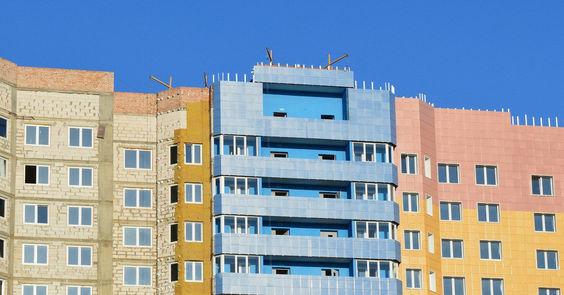 До конца года стоимость квадратного метра в Киеве вырастет на 10-20%