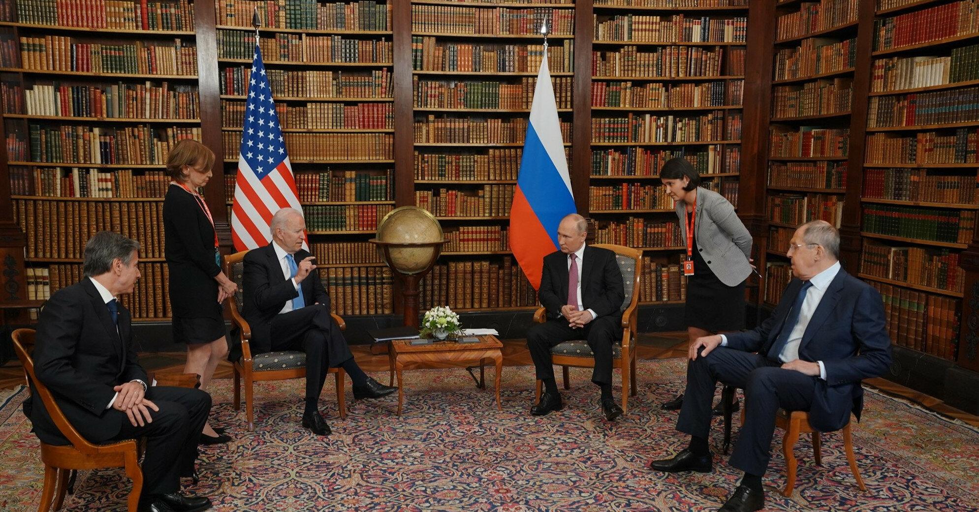 Байден рассказал, какими он видит отношения с Путиным