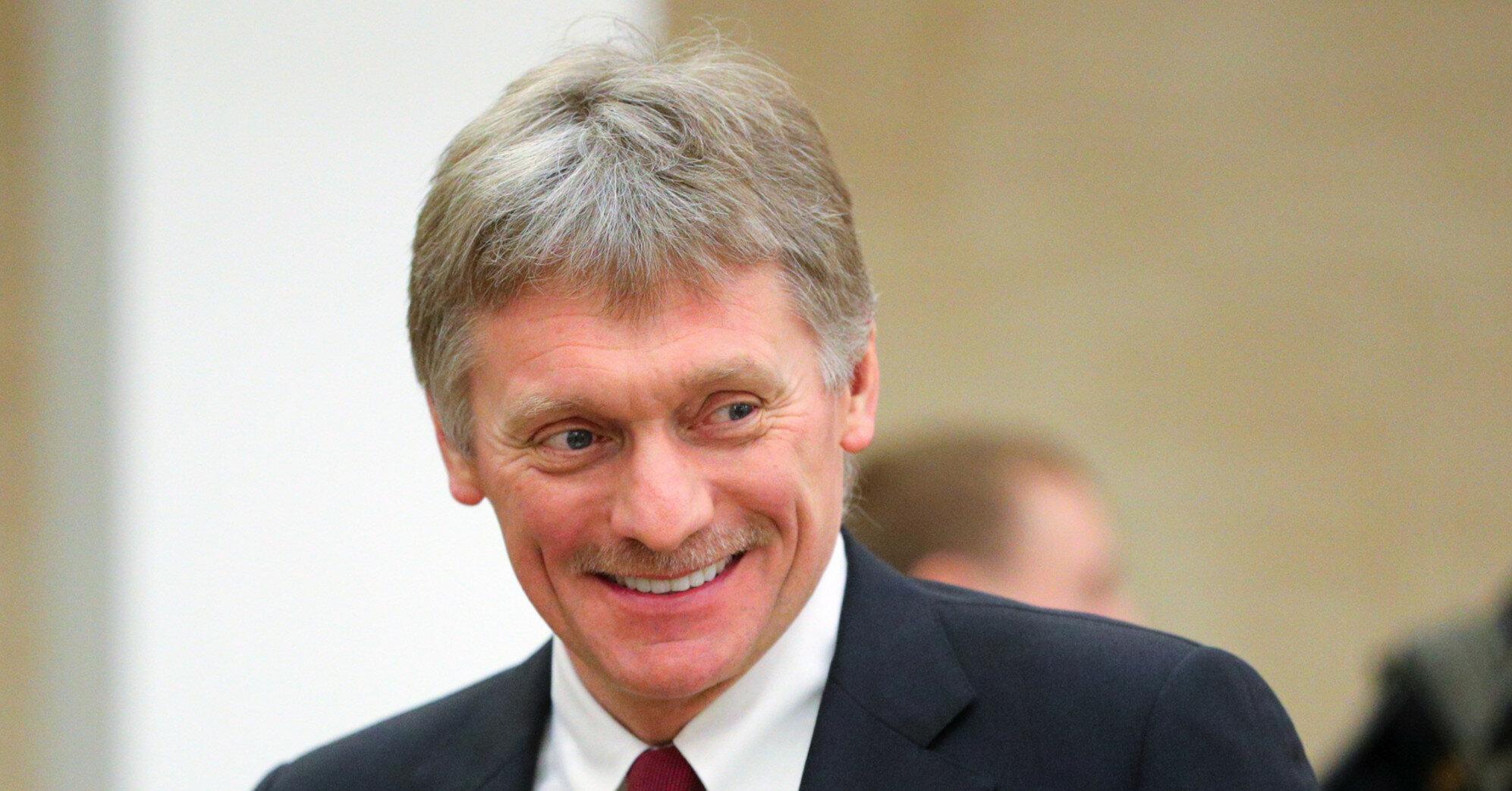 РФ не получала от Киева предложений по встрече Путина с Зеленским, - Песков