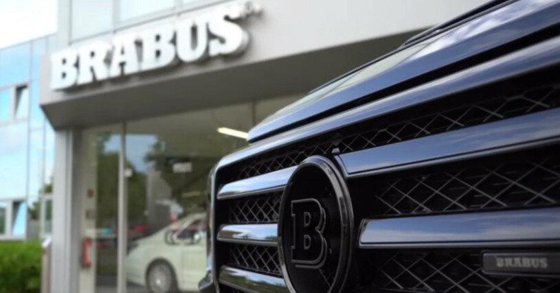 Самые крутые тюнингованные Mercedes от Brabus