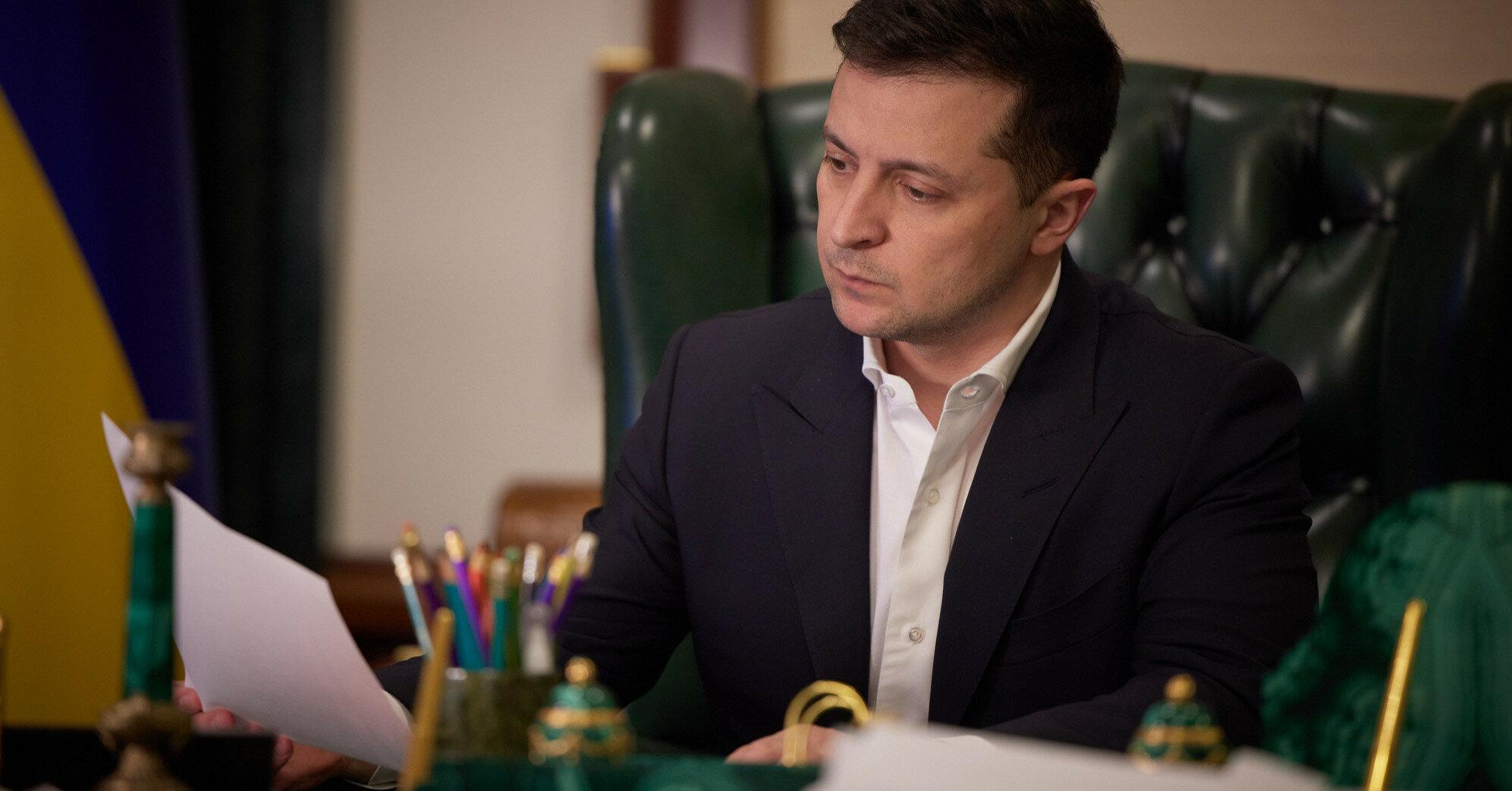 Президент Украины назвал условие для полномасштабной войны с РФ