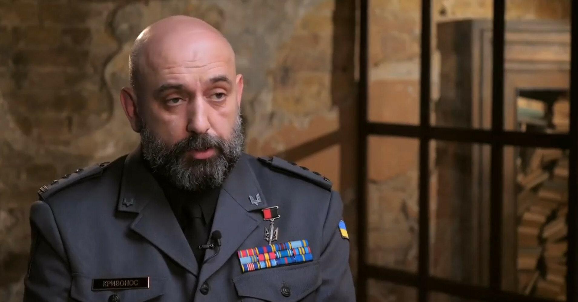 Экс-заместителя секретаря СНБО Кривоноса уволили из Вооруженных сил