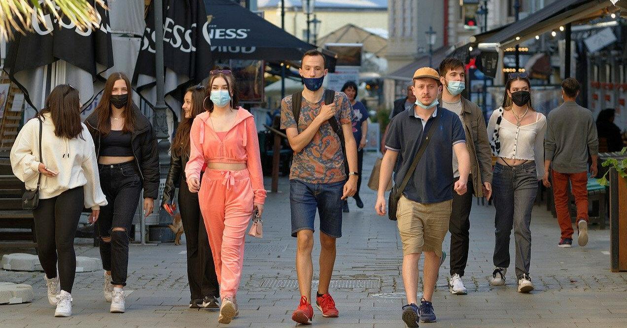 В Украине более 700 новых случаев COVID-19