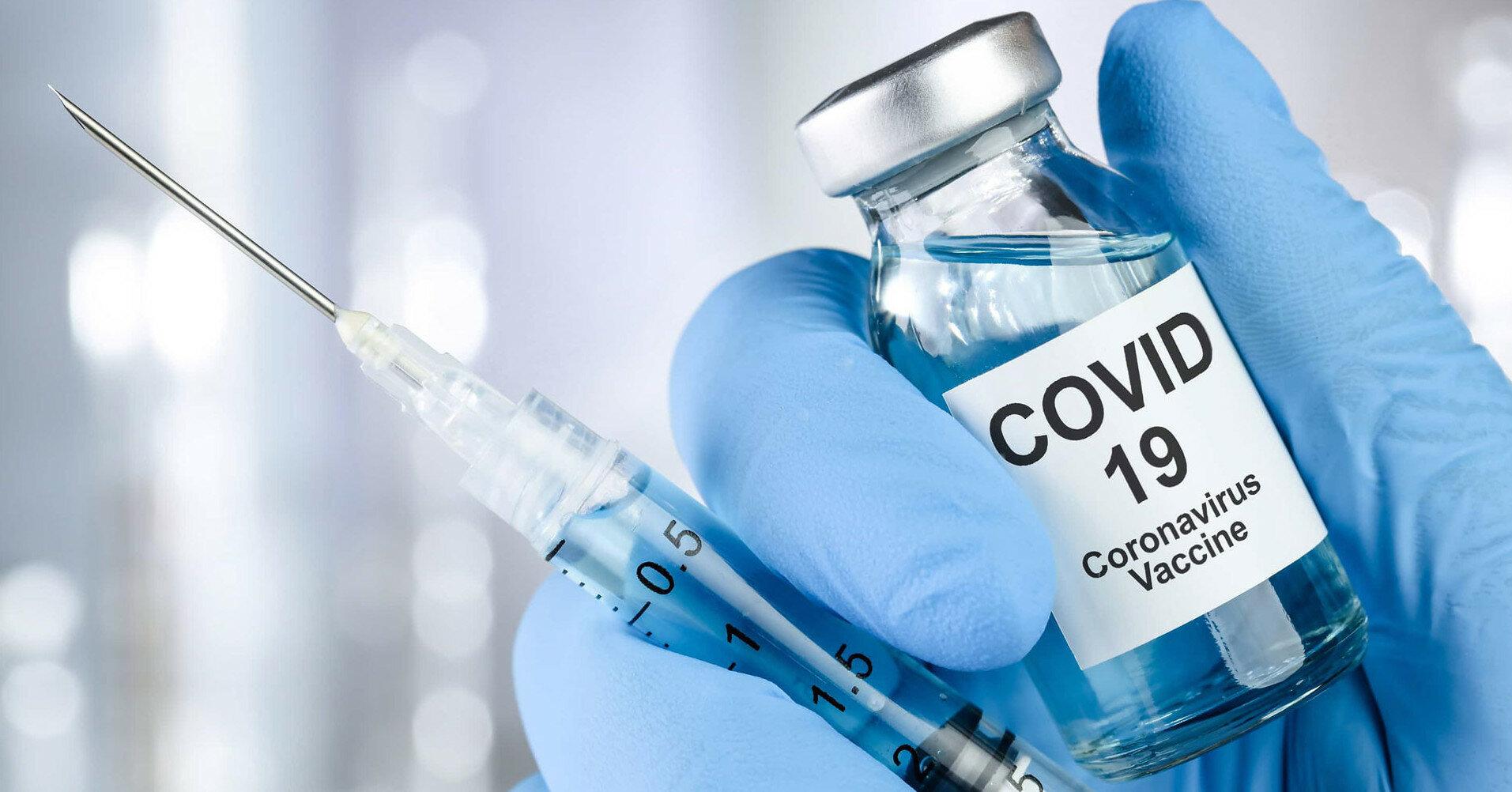 В штабе ООС рассказали, сколько военных получили прививки