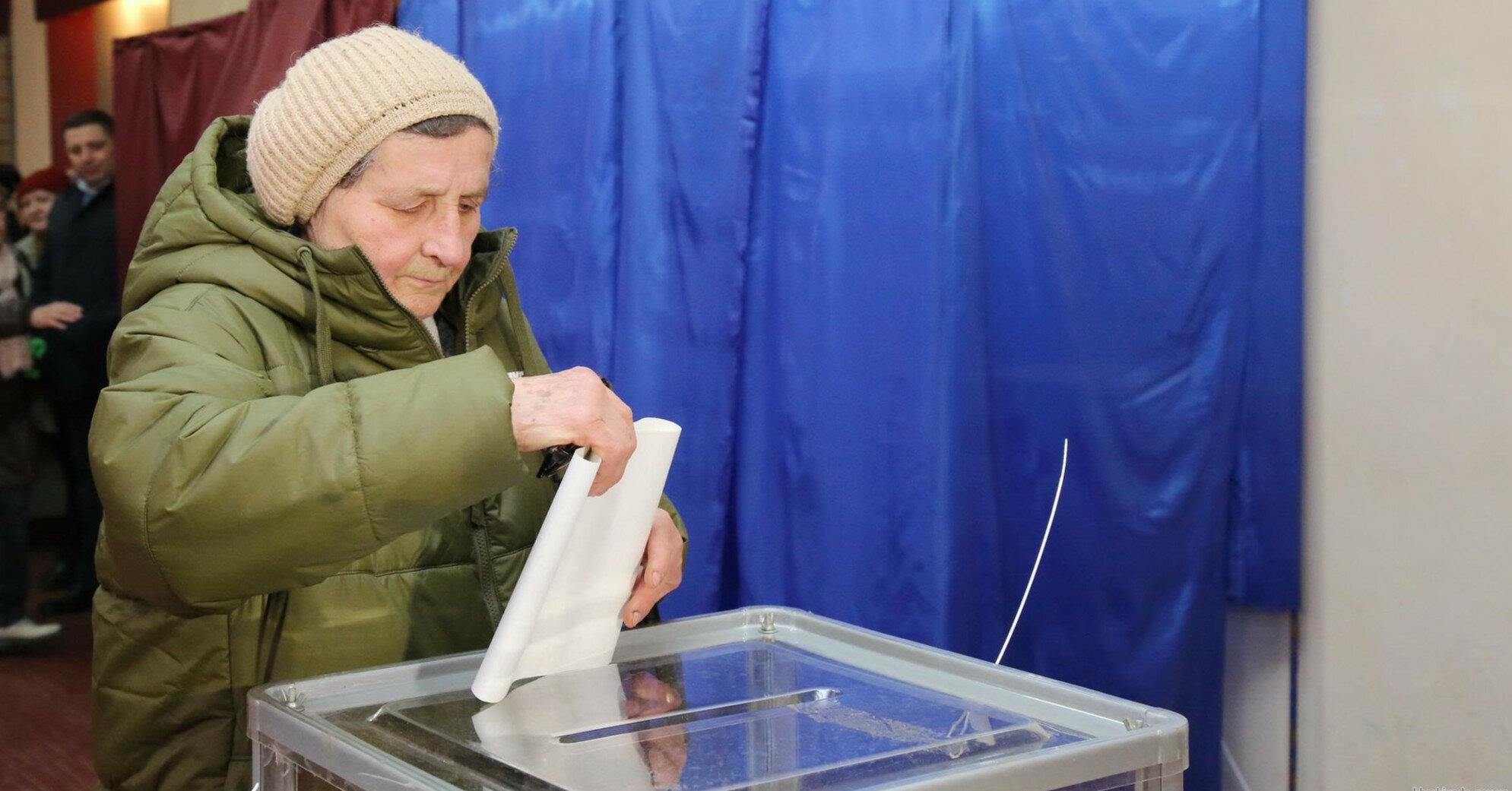 30,6% голосов за Зеленского, 17,4 – за Порошенко, – соцопрос КМИС