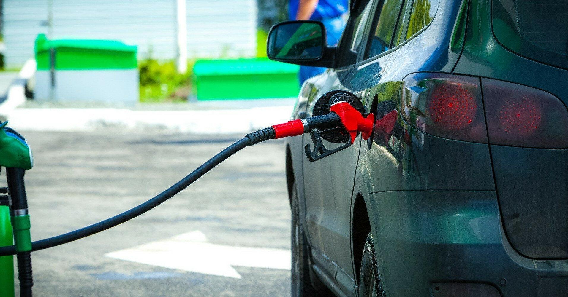 Как изменились цены на бензин: стоимость на АЗС