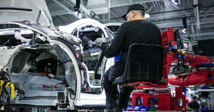 В Украине в восемь раз увеличился выпуск автомобилей