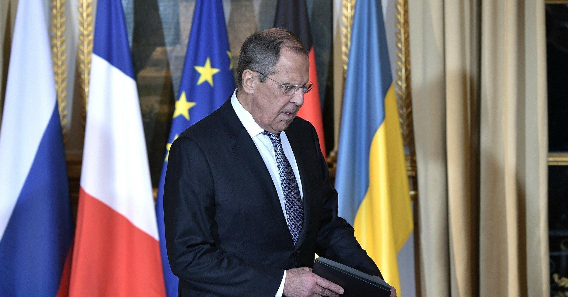 """Лавров запитає у Туреччини, чому Україну """"затягують"""" до НАТО"""