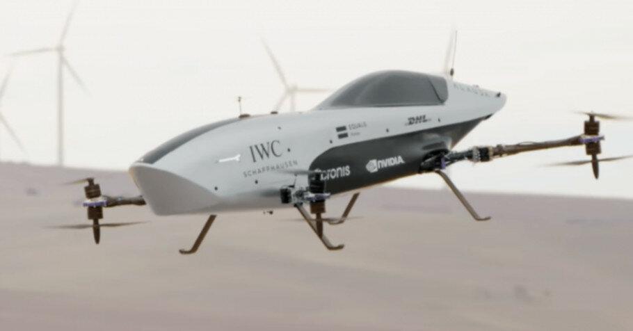 В Австралии испытали летающий электромобиль