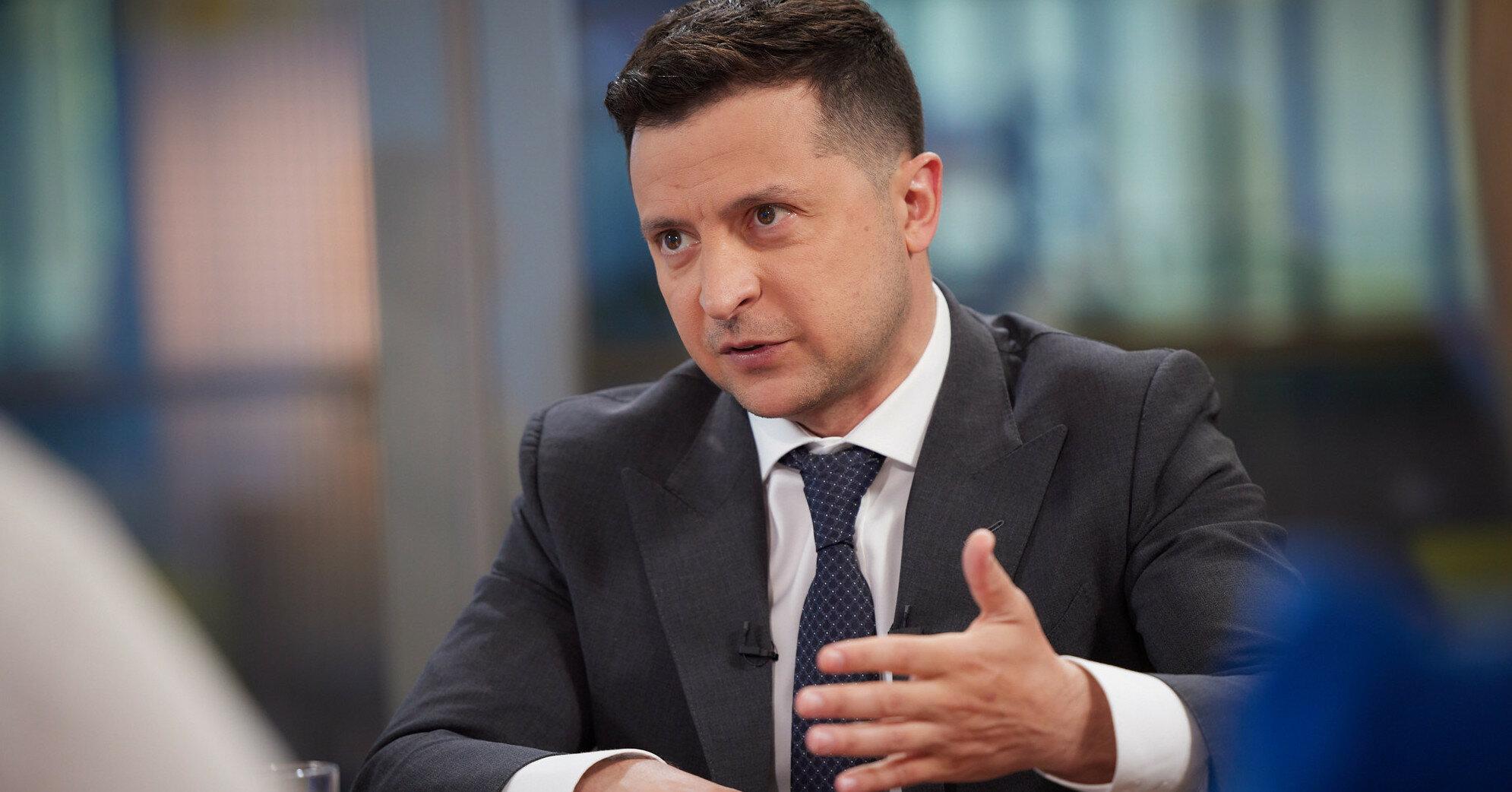 Зеленский пригрозил олигархам референдумом
