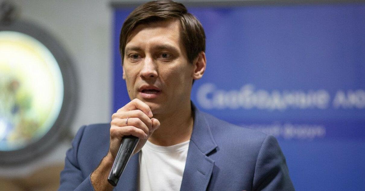 В РФ силовики отпустили оппозиционера Гудкова